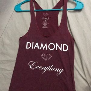 Diamond Co. tank top